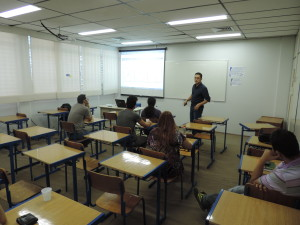 Phd. Student Leonardo Mejia