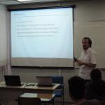 Phd. Student Julio Golin